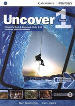 Uncover 1b combo sb with online wb and online practice - 1st ed - Cambridge university