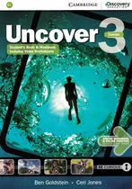 Uncover 3 full combo with online wb and online practice - 1st ed - Cambridge university -