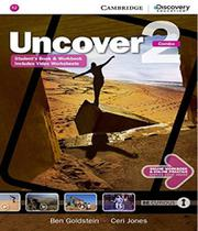 Uncover Level 2 - Full Combo With Online Workbook And Online Practice - Cambridge -