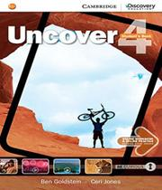Uncover Level 4 - Student\047s Book With Online Workbook And Online Practice - Cambridge