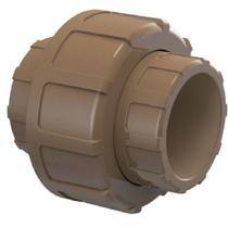 """União Soldável Tigre 3/4"""" ou 25mm Embalagem com 20 Unidades -"""