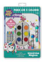 Unicórnios Mágicos - Super Color Pack: Para ler e colorir - Dcl
