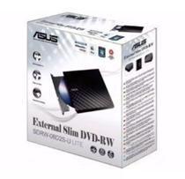 Unidade de DVD Externo Interface USB CD/DVD-RW Drive Portatil para Notebook Laptop PC Desktop D2 - Nbc