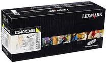 Unidade Fotorevelador Lexmark Amarelo C540X34G -