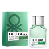 United Dreams Men Be Strong Benetton EDT 60 ml -