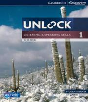 Unlock 1 - Listening And Speaking Skills - Students Book And Online Workbook - Cambridge