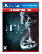 Until dawn hits ps4 - Sony