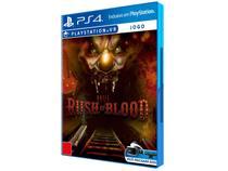 Until Dawn Rush of Blood para PS4 - Impulse Gear