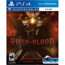 Until Dawn: Rush Of Blood (VR) - PS4 - Sony