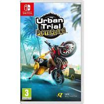 Urban Trial Playground Switch Midia Fisica -