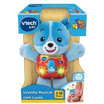 Ursinho Musical Com Luzes - Vtech -
