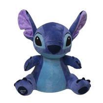Urso De Pelucia Stitch Com Som 30cm Disney - Multikids -