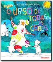 Urso de todas as cores, o - Brinque-Book