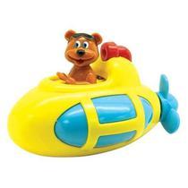 Urso Submarino Banho Feliz Marujos - Dican 1036 -