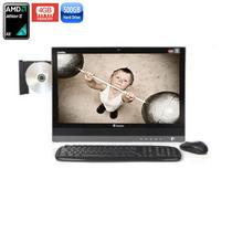 Usado: All in One touchscreen Itautec Infoway AT 0100  4GB HD 500GB 20