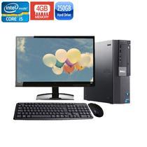 USADO: Computador Completo Dell 980 SFF Core i5 4gb Hd 250gb + Wi-fi -