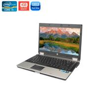 Usado: Notebook Hp Probook 8440p I5 4gb Hd500gb