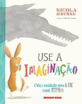 Use a imaginacao - Brinque Book -