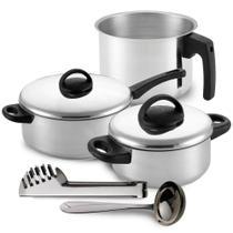 Utensílios Cozinha Kits com 5 Peças Concha Panela Caçarola - Estamparia