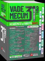 Vade Mecum Acadêmico de Direito: 2° Semestre 2020 (Atualizado até 31/07/2020) - Rideel Juridico -
