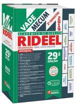 Vade Mecum Acadêmico de Direito Rideel - Rideel Editora
