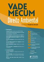 Vade Mecum Ambiental - 2ª Edição (2020) - Juspodivm -