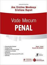 VADE MECUM PENAL 6ª ED. 2019 - Juspodivm -