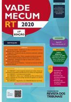 Vade Mecum RT 2020 - 17ª Edição - Rt - revista dos tribunais -