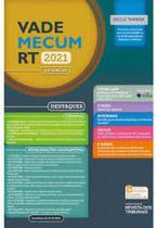 Vade Mecum RT 2021 - Revista Dos Tribunais -