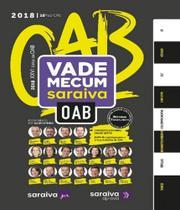 Vade Mecum Saraiva - Oab - 2018 - 16 Ed -