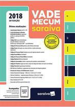 Vade Mecum Saraiva: Tradicional - 26ª Edição 2018 -