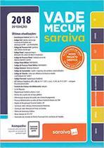 Vade Mecum Tradicional - Edição: 25ª (2 de fevereiro de 2018) - Saraiva