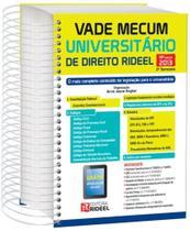 Vade Mecum Universitário de Direito Rideel - 2013 - Rideel juridico -
