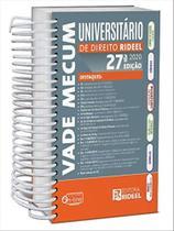 Vade Mecum Universitário de Direito Rideel - 27ª Edição -
