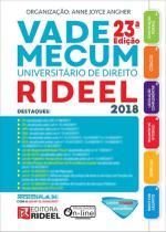 Vade Mecum Universitário de Direito Rideel -