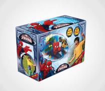 Vai e Vem Spiderman - Lider 2058 - Líder