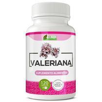 Valeriana 500mg 120cps vida ervas -