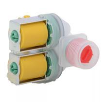 Válvula água lavadora electrolux 127v 64287453 emicol -