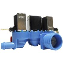 Válvula água tripla lavadora electrolux 220v 64500919 -