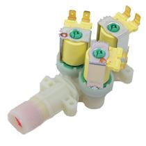 Válvula compatível Lavadora BWQ24A 3 Vias 127v 97628210000 - Emicol
