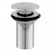"""Válvula de Escoamento para Lavatório Click Up 1 1/4"""" (04cm) V04 Compace -"""