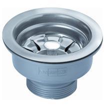 Valvula diametro 3,5  plastica luxo emba c1pç - Franke
