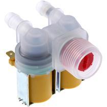 Válvula Dupla 110V Original Lavadora Electrolux - 64287453 -