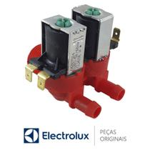 Válvula Dupla 220V 50/60HZ 64287504 Lavadora Electrolux LBT12, LS12Q, LS14A, LT13B -