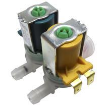 Válvula Dupla Entrada Água Lavadora Electrolux 127V 64287453 Emicol -