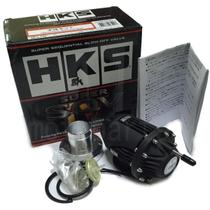 Valvula Espirro Alivio Hks Ssqv 4 Blow-Off Turbo Original Preta - Hd