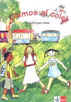Vamos al cole! - libro del alumno - Difusion & maison de france -