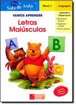 Vamos Aprender Letras Maiúsculas - Ibep - Didatico