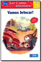 Vamos brincar ler e uma aventura nivel 3 - Ibep:instit.brasileiro de edicoes