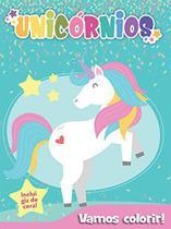 Vamos colorir - unicornios - Dcl -